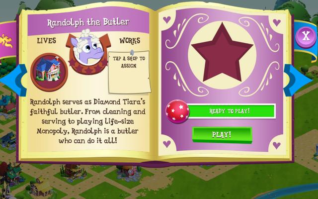 File:Randolph the Butler album MLP mobile game.png