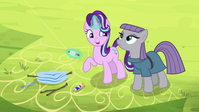 "File:Starlight Glimmer ""the trick with an S.L.K."" S7E4.png"