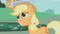 """Applejack """"what do you say there, best friend?"""" S1E03.png"""