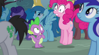 "Pinkie Pie ""may explode!"" S4E16"
