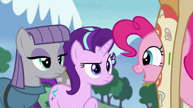"""File:Pinkie Pie """"you could use this time to bond"""" S7E4.png"""