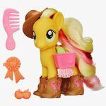 Rainbow Power Fashion Style Applejack