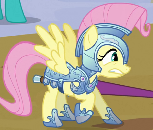 File:Fluttershy jousting knight ID S3E2.png
