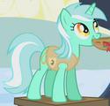 Lyra Heartstrings animal team ID S1E11