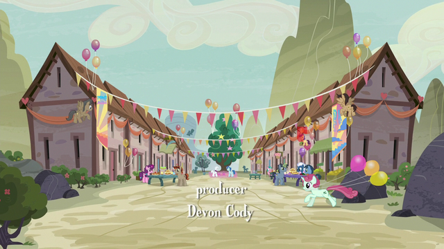 File:Our Town decorated for the Sunset Festival S6E25.png