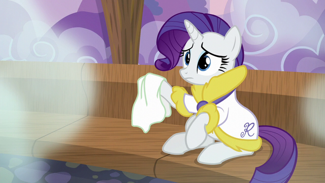 File:Rarity 'Is somepony else waiting' S6E10.png