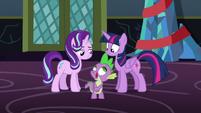"Spike ""Oh, I love that one!"" S6E8"