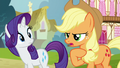 """Applejack """"I recall it bein' a large stick"""" S5E22.png"""