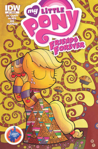 File:Friends Forever issue 1 Larrys Comics cover.jpg