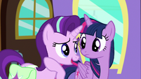 "Starlight ""better if the castle was empty"" S7E2"