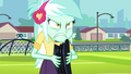 Lyra crushes Sweetie Drops' top hat EG3.png