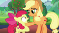 "Apple Bloom ""...about me?!"" S5E24.png"