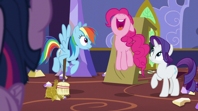 """File:Pinkie """"I did, I did!"""" S5E11.png"""