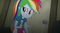 Rainbow hears Applejack EG2