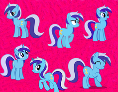 FANMADE Minuette wallpaper