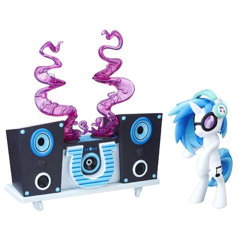 File:Guardians of Harmony Fan Series DJ-Pon-3 figure and turntable.jpg