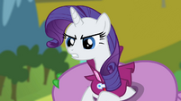 Rarity use me weapon S2E10