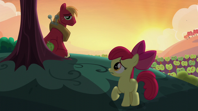 File:Apple Bloom looks back at Big Mac S5E17.png