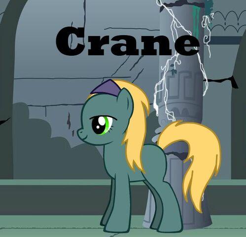 File:FANMADE Crane pony.jpg