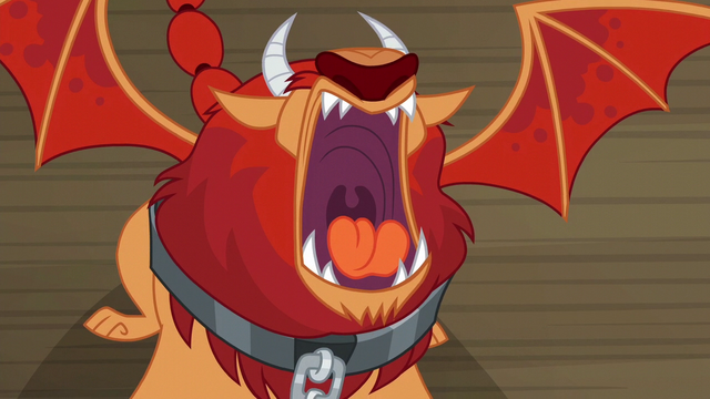 File:Manticore opens its gaping maw S6E6.png