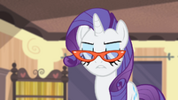 Rarity 'Don't fret' S4E08