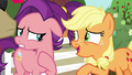 """Young Applejack """"but you should leave"""" S6E23.png"""