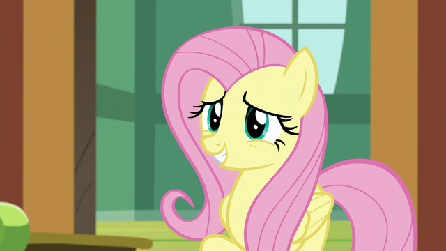 File:Fluttershy pleased by her friends' offers S7E5.png