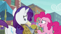 "Pinkie Pie ""it had double stitching"" S6E3"