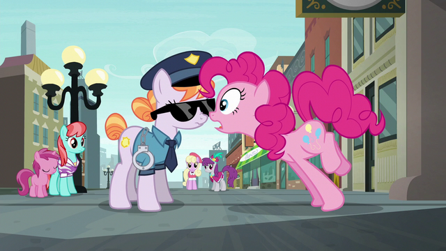 "File:Pinkie Pie ""not only am I not getting my sister"" S6E3.png"