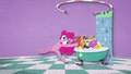 Pinkie Pie drops more toys in the bathtub BFHHS2.png