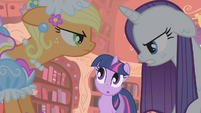 Twilight see Applejack mad S1E8