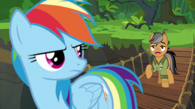 """File:Quibble Pants """"I'd step on the wrong plank"""" S6E13.png"""