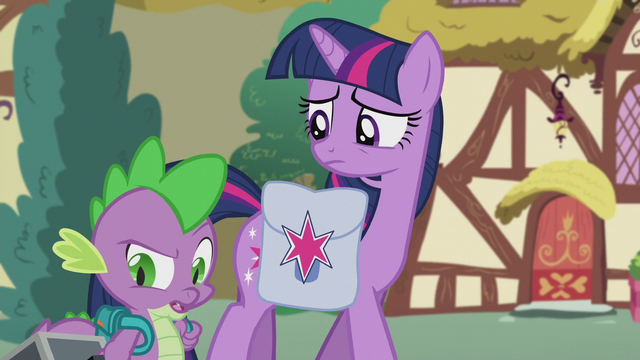"""File:Spike """"nothing good, I bet"""" S5E25.png"""