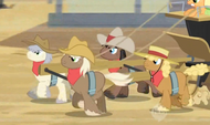 Engineer cart stallions S2E14