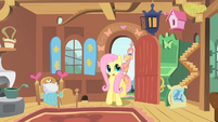 Fluttershy takes Philomena home S01E22