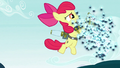 Apple Bloom sucking the twittermites S5E04.png