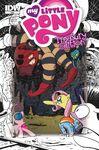 Comic Color Me Treasury Edition cover
