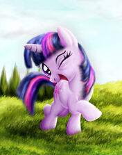 FANMADE Happy filly