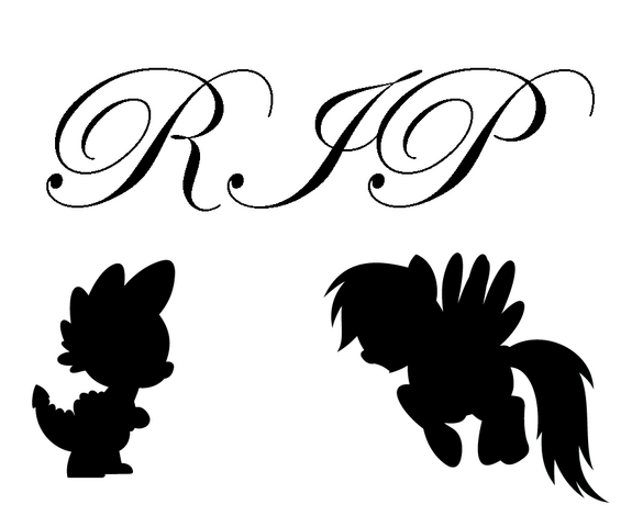 File:FANMADE RIP Spike and Rainbow Dash.png
