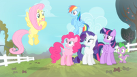 Fluttershy '...then I would be remiss' S4E07