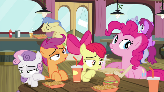 "File:Pinkie Pie ""Nevermind, they're gone"" S4E15.png"