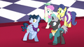 Ponies shocked by the Smooze S5E7.png