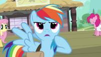 Rainbow Dash determined S03E12