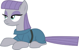 FANMADE Maud Pie by nero-narmeril