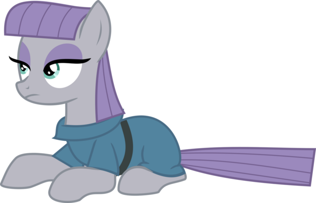 File:FANMADE Maud Pie by nero-narmeril.png