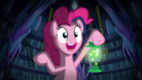 "Pinkie Pie ""inflated!"" S5E21"