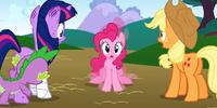 Sentido Pinkie