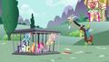 Discord imprisons Twilight's friends S4E26.png