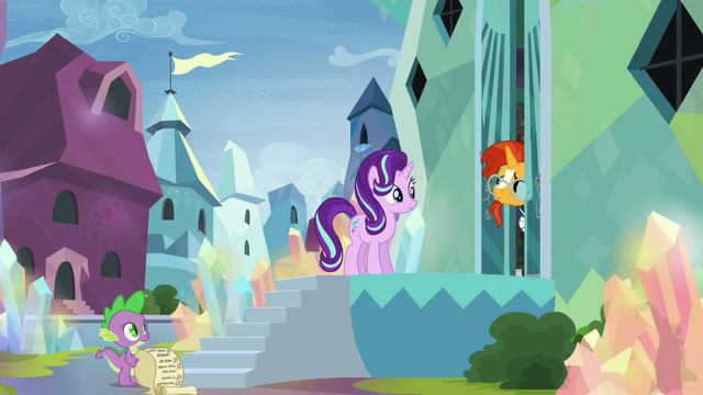 """File:Sunburst """"good to see you"""" S6E1.png"""