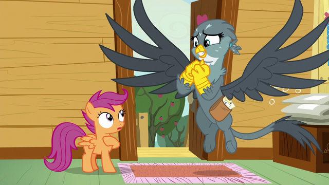 """File:Gabby overjoyed """"I can feel it!"""" S6E19.png"""